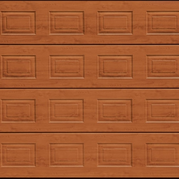 Hormann Golden Oak S Panel garage door
