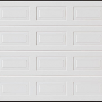 Hormann White M Panel garage door