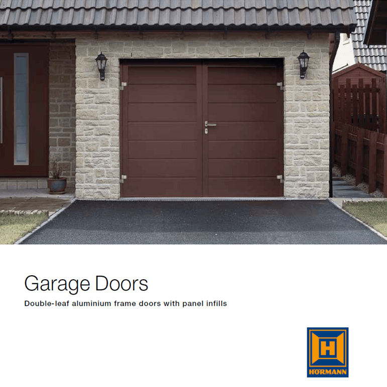 Hörmann Side Hinged Garage Doors