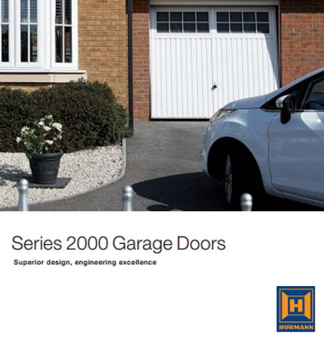 Hörmann Series 2000 Up and Over Garage Doors