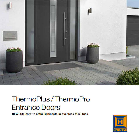 ThermoPlus &ThermoPro Front Entrance Doors