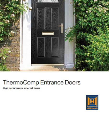 ThermoComp Front Entrance Doors