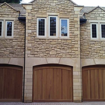 Wooden Garage Doors