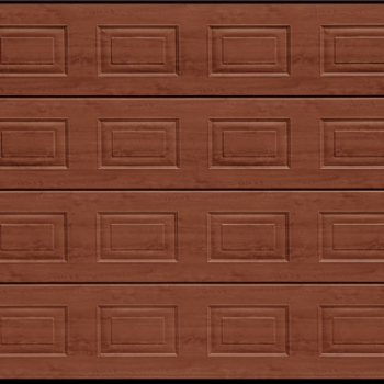 Hormann Rosewood S Panel garage door