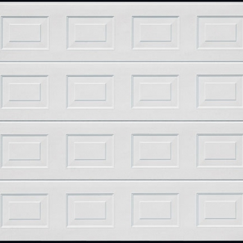 Panelled Sectional garage door