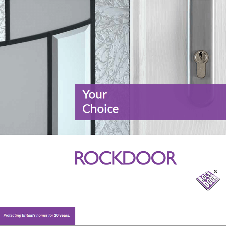Rockdoor Your choice Brochure