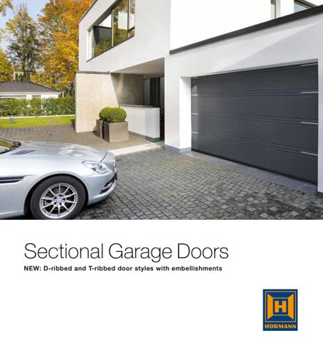 Hörmann Sectional Garage Doors