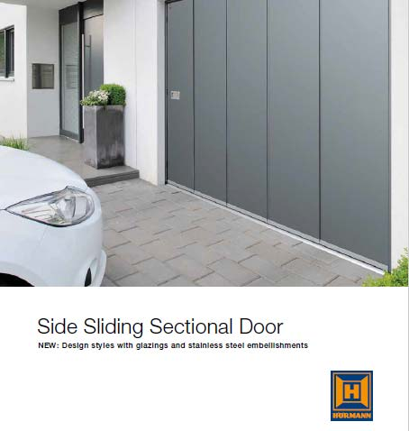 Side Sliding Sectional Door