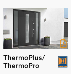 ThermoPlus & ThermoPro Front Entrance Doors